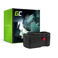 GC Batería B 24 B24 para Hilti SFL 24 TE 2-A WSC 55-A24 WSR 650-A 24V 3Ah