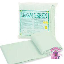 """Quilter's Dream Green Crib 60"""" x 46"""" Recycled Material Quilt Batting"""