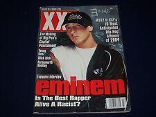 2004 MARCH XXL MAGAZINE - EMINEM COVER - HIP HOP & RAP - K 566