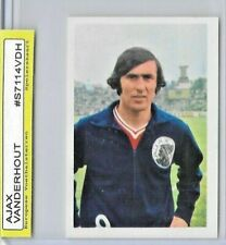 1971 SJAAK SWART - AJAX Voetbalsterren Vanderhout / PERFECT CONDITION