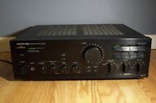Onkyo Integra A-8170 Integrated Stereo Amplifier Sounds Great
