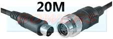 Brigada be-l120 20m Elite extremas o inversa del monitor a la Cámara Cable 4 Pin Mini