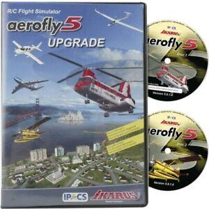 Ikarus 3071003 Aerofly 5 Amélioration Pour Afpd - Windows Version Vol Simulateur