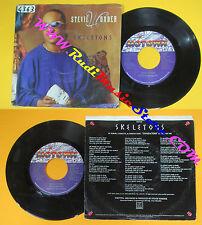 LP 45 7'' STEVIE WONDER Skeletons 1987 usa MOTOWN 1907MF no cd mc dvd