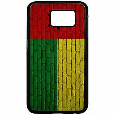 Samsung Galaxy Case with Flag of Guinea-Bissau Options