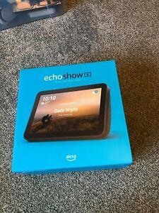 Amazon Echo Show 8 2019 Smart Speaker - Charcoal Fabric