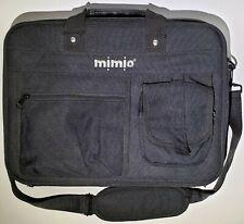 Mimio Capture Kit, Genuine Carrying Case ONLY Nylon, Genuine Black Mimio Bag
