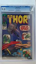 Thor #141 CGC 9.0 VF/NM