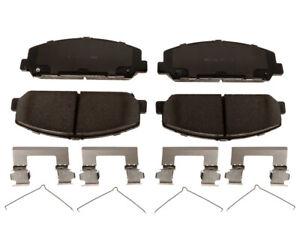 Disc Brake Pad Set-R-Line; Ceramic Front Raybestos MGD1509CH