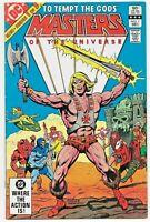 DC Comics Masters Of The Universe Mini Series #1 High Grade