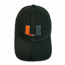 Miami Hurricanes NCAA '47 Twins Franchise M Relaxed Fitted Cap Hat $30