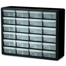 Akro-Mils 10124 24 Drawer Plastic Parts Storage Hardware and Craft Cabinet, x x