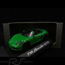 Porsche 718 Boxster GTS 4.0 2020 vert python 1/43 Minichamps WAP0202080L