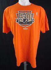 Philadelphia Flyers Nhl Men's 50th Anniversary T-Shirt