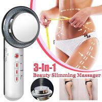Ultrasound Body Massager Cavitation Fat Remover Slimming Anti-Cellulite