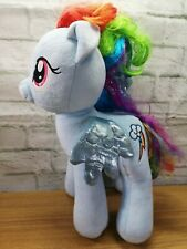 L4) My Little Pony Rainbow Dash (Build a Bear)