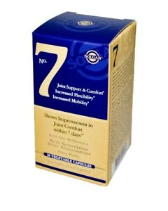 ✅Solgar No 7 Joint Support & Comfort - 30 Vegetable Capsules