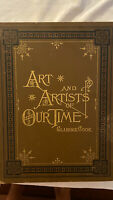 Art and Artists of Our Time Clarence Cook Volume III Hardbound 1888
