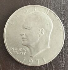 1971 one dollar coin 🇺🇸 Usa North America Coins Collectibles Scare Nice 🌟