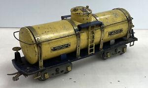 American Flyer Lines 4010 Wide Gauge Tank Car for Use/Restoration/Parts