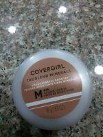 CoverGirl Trublend Minerals Bronzer, Loose Powder 435 Med, Golden Sunrise new