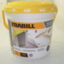 Frabill 4822 8 Quart Kool Keeper Bucket 20294
