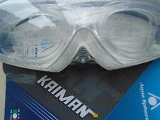 Acqua Sphere KAIMAN Anti-fog & scratch resistant GOGGLES Brand new in Pkt + tag