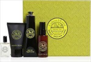 Crabtee & Evelyn West Indian Lime Traveler Gift Set  NIB
