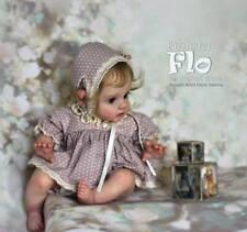 Enchanted Kreature Kits Fairy Flo blank vinyl doll kit, by Natali Blick