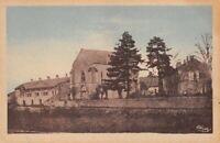 MONTBELLET - La Commanderie du Temple de Sainte-Catherine