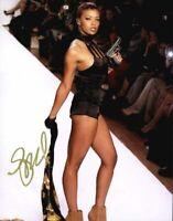 Eva Marcille authentic signed celebrity 8x10 photo W/Cert Autographed B0002