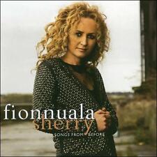 Fionnuala Sherry Songs From Before NEW CD Secret Garden