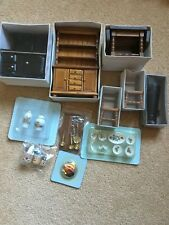 Kitchen Doll House furniture 1:12 complete DelPrado set