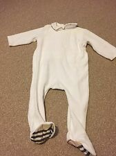 BURBERRY baby overalls AUTHENTIC VGC 12 months