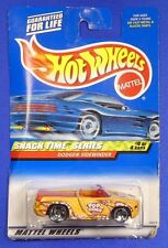 Hot Wheels 1:64 Scale 1999 Snack Time Series DODGE SIDEWINDER (YELLOW)