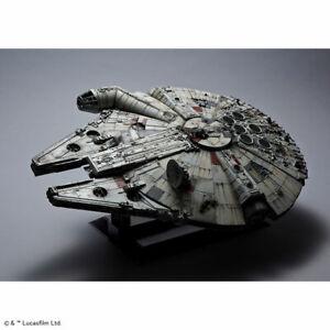 BANDAI Perfect Grade 1/72 Star Wars A New Hope Millennium Falcon KIT 216384- NEW