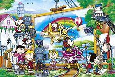 PEANUTS Snoopy Jigsaw Puzzle 1000 Pieces 11-526s Movie Star