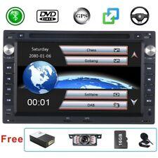 Fits VW Golf MK4 Polo Seat Transporter T4 Car Stereo GPS Sat Nav DAB+ Bluetooth