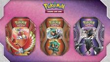 Pokemon Mysterious Powers Tin Set Pokemon sun moon Ho-Oh Necrozma & Marshadow gx