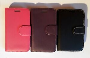 Book style PU leather flip phone case cover for Samsung Galaxy Young 2 (G130)