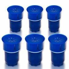 Chillswell 6 paquete de Filtros de agua de carbono libre de BPA