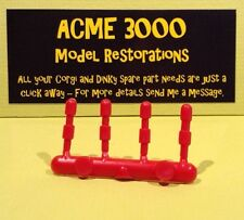 Corgi Junior Husky 1005 Man From UNCLE Reproduction Repro Red Missiles Set of 4