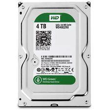 Western Digital WD Green 4 TB, 5900 Rpm interna (disco duro de sobremesa WD 40EZRX)