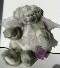 Annette Funicello Angel Sparkle Tipped Angelica Papel Giftwar Teddy Bear-Retired