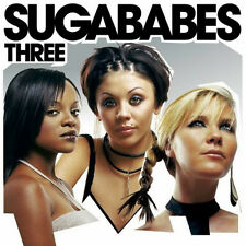 Sugababes ‎– Three Special Edition CD (Universal, 2003)