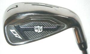 """Wilson Staff D7 7 iron / KBS Tour 80 uniflex steel shaft CART CLUB +1"""" LONGER"""