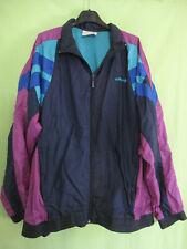 Veste Adidas Toile 90'S Nylon Polyamide Vintage Vert marine Jacket - 186 / XL