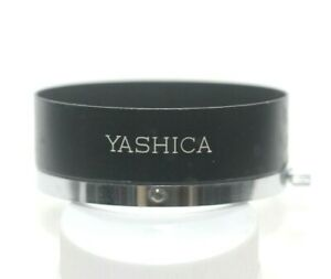 Yashica Snap On Metal Lens Hood for Approximately 46 mm Filter Size