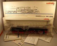 Märklin 83415 HO Locomotive vapeur BR52 avec tender en boite