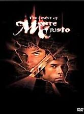 The Count of Monte Cristo (DVD, 2002, Widescreen, Jim Caviezel, Guy Pierce)